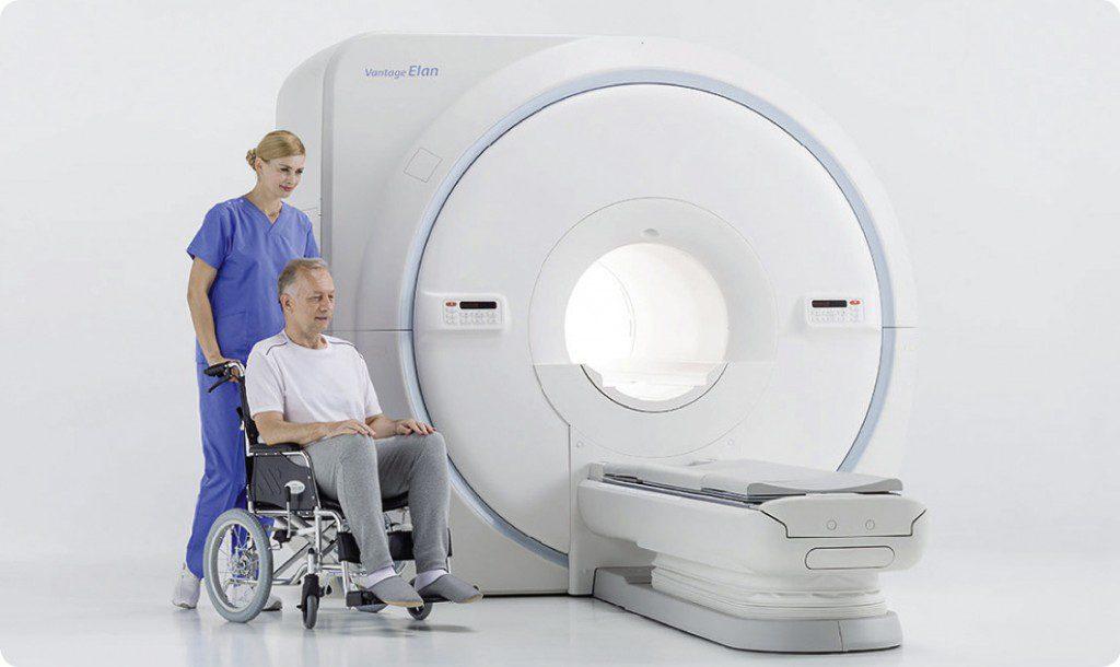MRI image 1